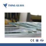 3-19mm sur plat / refoulées en verre trempé avec l'ISO/ce/certificat SGS