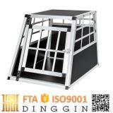 Prêt fait l'aluminium Cage chien