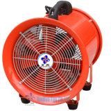 抽出器のファン送風器のポータブル5mダクトホースの排気の軸ファン