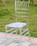 Cadeira Tiffany transparente em acrílico (ZJY-001C)
