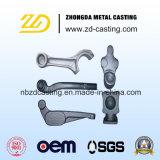 Peças quentes personalizadas do forjamento Ss304 para a maquinaria de construção
