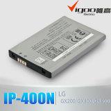 Nuevo OEM para la batería Optimus del teléfono celular del LG Lgip-400n