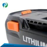 batería recargable del Li-ion de la alta calidad 18V para las herramientas eléctricas en negro