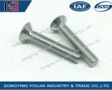 ISO14581ステンレス鋼のHexalobularのソケットによってさら穴を開けられるヘッドねじ