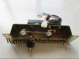 Motor del limpiador de los recambios 50c del cargador de la rueda de Liugong