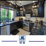 صلبة رخيصة طبيعيّ يصقل أسود/زرقاء/أبيض صوّان [كونترتوب] لأنّ مطبخ بيتيّة