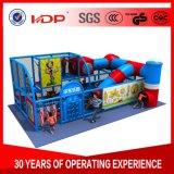 子供のための専門のプラスチック屋内冒険の運動場、大人のための屋内冒険の運動場