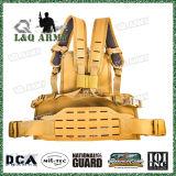 OEM Whosale 600d het Tactische Vest van het Bewijs van de Kogel van de Veiligheid van de Besnoeiing van de Laser van de Polyester