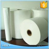 Papier synthétique coloré dans l'étiquette modèle pour l'empaquetage en plastique