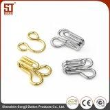 Accessoires du vêtement mode Monocolor Stock simple boucle en métal pour les pantalons