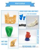 A8 3D Uitrusting van de Printer van Reprap Prusa I3 D3 DIY van de Printer met de Video van de Kaart van de Gloeidraad 8g BR, LCD, de Gift van Hulpmiddelen