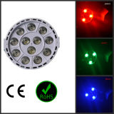 12PCS 3W RGBW LED Mini-NENNWERT Licht für Stadium/Nachtklub/Disco