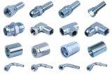Raccord de flexible en acier inoxydable hydraulique