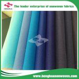 Rolo pequeno não tecido para o Tablecloth não tecido descartável de TNT