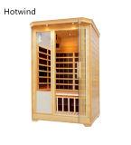 Stanza di saune di Infrared lontano del Hemlock di legno solido
