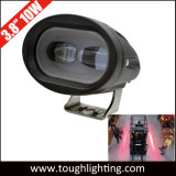 10-110V Red Zone de danger du chariot élévateur à LED éclairages de sécurité d'avertissement