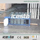 Кристаллический блок завода льда