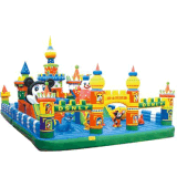 Bouncer charmant château gonflable gonflables pour les enfants jouets gonflables. (JS4004)