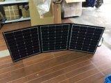150W vouwbaar Zonnepaneel voor het Kamperen, Caravan, Motorhome