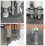 Vibrierende Messer-Kleidungs-Ausschnitt-Maschine mit automatischen führenden 2516