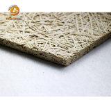 En forme de cartes de laine de bois insonorisées