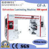 GF-d'un solvant à haute vitesse gratuit dans 500 de la machine de contrecollage mpm