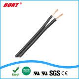 Collegare flessibile intrecciante di rame del fodero del PVC dello schermo isolato PVC di memoria (RVVP)