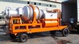 Impianto di miscelazione dell'asfalto mobile di serie di Lqy del lastricatore dell'asfalto