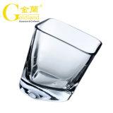 De Glazen van de Rots van het Kristal van de Kop van het Glas van de Whisky van de douane
