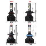 8000LM CSP de Alta Potencia H11 H7 H4 Kit de faros LED, T8 Super brillante LED Lámpara de faro para autos