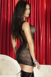 Les femmes sexy Seamless Transparent Fantasy Baby Doll Lingerie yh6309