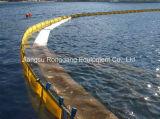 Materiale assorbente dell'olio per tutti gli ordinamenti dei fiumi