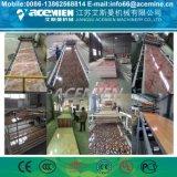 Alto brillo del panel de mármol de PVC/Perfil de línea de producción