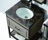 Governo di alluminio di vanità della stanza da bagno del basamento del pavimento in stanza da bagno Al-2106 stabilito