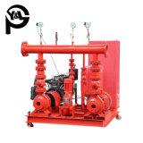 Edj 제어반 패킹을%s 가진 디젤 엔진 전기 화재 펌프 경마기수 펌프