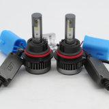 Comercio al por mayor 12V Auto lámparas 9004 9007 faros LED GT5