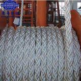 Diam. 48mm Double-Layer Poliamida/polipropileno/poliéster cordas de amarração