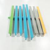 Горячая продажа алюминиевых материалов переливной пластиковый бассейн скрип