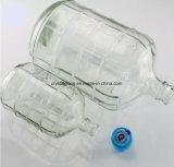 5 Galão Grid Garrafão de vidro em relevo a embalagem de cerveja do vaso