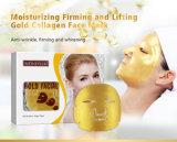 OEM Private Label оптовой Mondsub Гиалуроновая кислота против веяние маску для лица 24K Gold коллагена кристально чистый лист подсети маска для лица