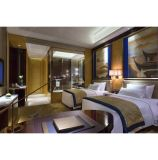SGS E1 MDFのパネルの木の高級ホテルの寝室の家具