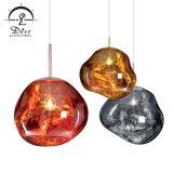Acrílico moderna e as lâmpadas do pendente de ferro para decoração fabricados na China