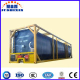 40feet瀝青のアスファルトピッチの輸送のタンカーの容器ISOの貯蔵タンク