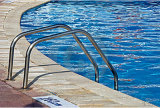 Scaletta dell'acciaio inossidabile della strumentazione della piscina dell'OEM di Fenlin