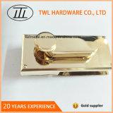 Le matériel personnalisé de torsion métallique tourner le verrou pour dames Sac Hjw1834