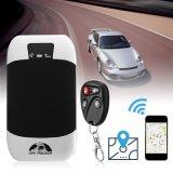 Sin cuota mensual de seguimiento de vehículos Localizador GPS Tk303h el apoyo del sensor de combustible de ultrasonidos