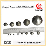 Los grandes bolas de acero inoxidable