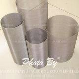 Filtro de tejido de malla del filtro de acero inoxidable Net