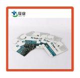 Cabezal de papel personalizado tarjeta por producto electrónico