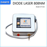 Diode Laser portable 808nm sèche Remover la beauté de l'équipement